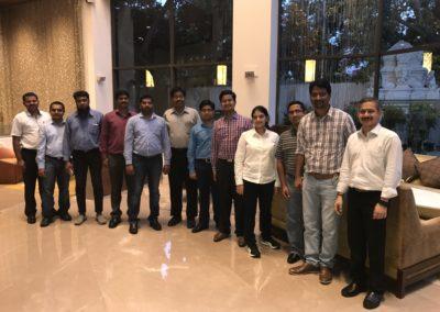12th Workshop – TRIZ level 1 MATRIZ certification, Chennai